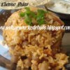 Spicy Channa Pulao - A quick and easy way to jazz up a cold day...