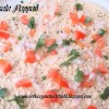 Masala Pappad - An easy breezy snack...