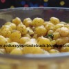Boondhi-Crunchy golden droplets