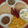 Sesame Seed Spice Mix, Sesame Seed Masala Mix, Sesame Seed Mix