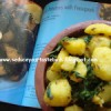 Baby potatoes with fenugreek
