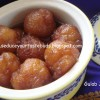 Gulab Jamuns for ICC