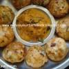 Kuzhi paniyaram-A taste of Chettinad