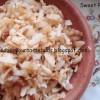 Sweet Poha-A tasty dish for kids on childrens day..