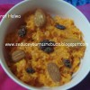 Sweet Beginnings with Microwave Carrot Halwa
