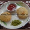 Kachori for ICC [ Peas and Onion Stuffed Kachori]