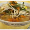 Hearty Pasta and Vegetable  Soup