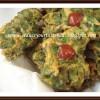 Palak Pakoda | Crunchy Spinach Fritters