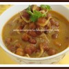 Kala Channa in Tomato Onion Gravy