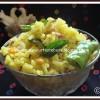 Vegetable Aval Upma