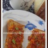 Vegetable Toast and Eggless Masala Toast - One Ingredient Two Ways...