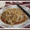 Chinese Saucy Bean-sprouts Stir-fry
