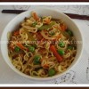 Vegetable Hokkien Noodle stirfry