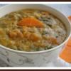 Carrot - Bok Choy Kootu