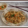 Microwave Spicy Pulao