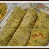 Colorful and Healthy Vegetable Parathas