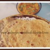 Masala Buckwheat Chapathi