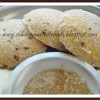 Instant Oats,Wheat and Corn Idli