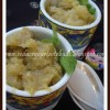 Green Grapes Sorbet | Sugafree Diabetic Dessert