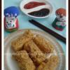 Chinese Sesame Tofu