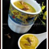 Gingered Carrot Soup For T & C