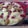 Fruit And Nut Custard