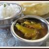 Mavinkaai Gojju | Tangy Raw Mango Gravy