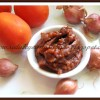 How To Preserve Homemade Tomato Onion Paste