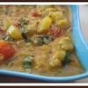 Zucchini - Moongdhal Gravy