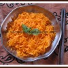 Min's Carrot Salad For T & C