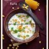 Corn Raita