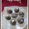 Ragi Ladoo | Diabetic Dessert