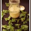 Pudina Paruppu Podi | Mint - Lentil Spice Mix