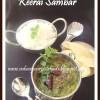 Keerai Sambar #2
