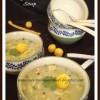 Cheesy Mushroom Soup