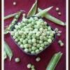 How To Freeze Green Peas