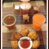 Drumstick Fritters,Yam Fries and Picnics