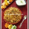 Sprouts And Spring Onion Pulao