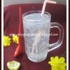 Basil Seed Lemonade