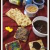 Chocolate Cracker Bites