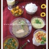 Rajasthani Thali for SNC