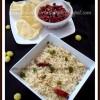 Microwave Aranellikkai Sadham | Gooseberry Rice