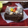 Azuki Bean Brownies