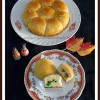 Khaliat Nahal (Honeycomb Buns or Bee's Hive Buns) - We Knead To Bake