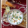 Corn Cucumber Raita for CCC