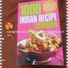 FR1 : 1000 Indian Recipe Cookbook - Book Review