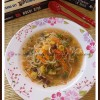 Vegetable Noodle Soup for CCC