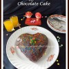 Eggless Moist Chocolate Cake [No Butter / No Condensed Milk]