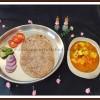 Gahat Chapathi - Aloo Tamatar ka Jhol - Utharanchal Cuisine