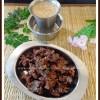 Ragi Pakoda from Kongunad Cuisine